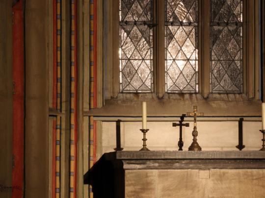 Jochem Brammertz Fotografie Aachener Dom Domkapitel Annakapelle Altar