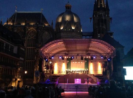 Jochem Brammertz Fotografie Aachener Dom Heiligtumsfahrt 2014 Domkapitel Aachen