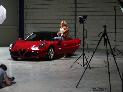Jochem Brammertz Fotografie Fotofreunde Aachen Euregio Shooting Sportwagen Modell Halle
